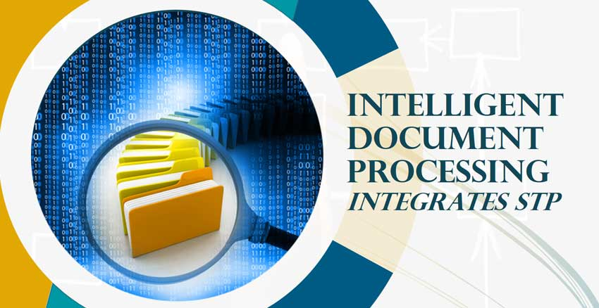 Intelligent Document Processing Integrates STP