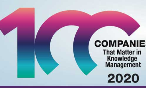 Parascript Honored by KMWORLD in 100 Companies That Matter in KM