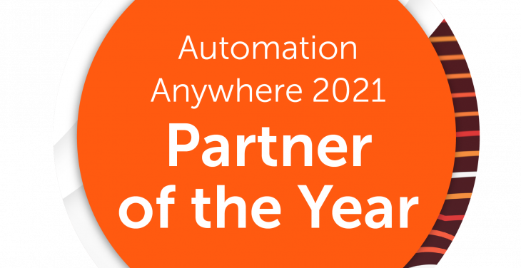 Parascript Partner of the Year Automation Anywhere