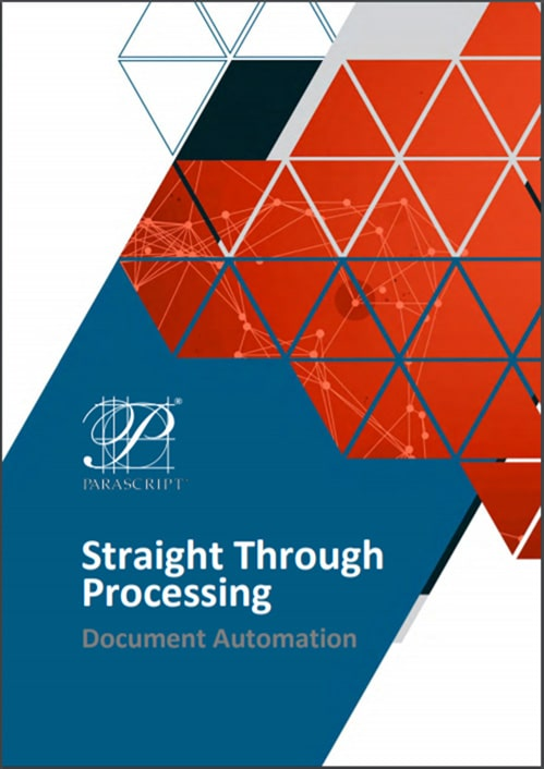 Straight Through Processing with IDP software
